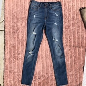 Ultra High-Rise Jeans